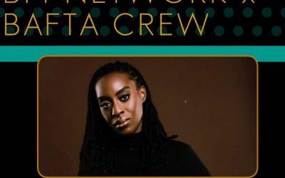 Sheila accepted to BFI Network x BAFTA 2021 Crew